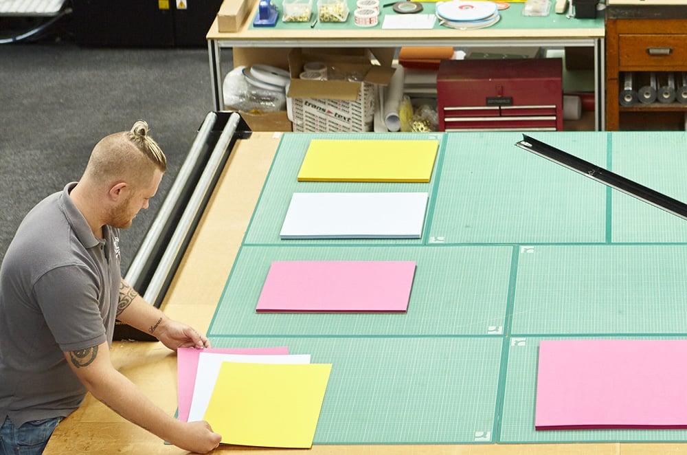 Colour Options - Duplexing