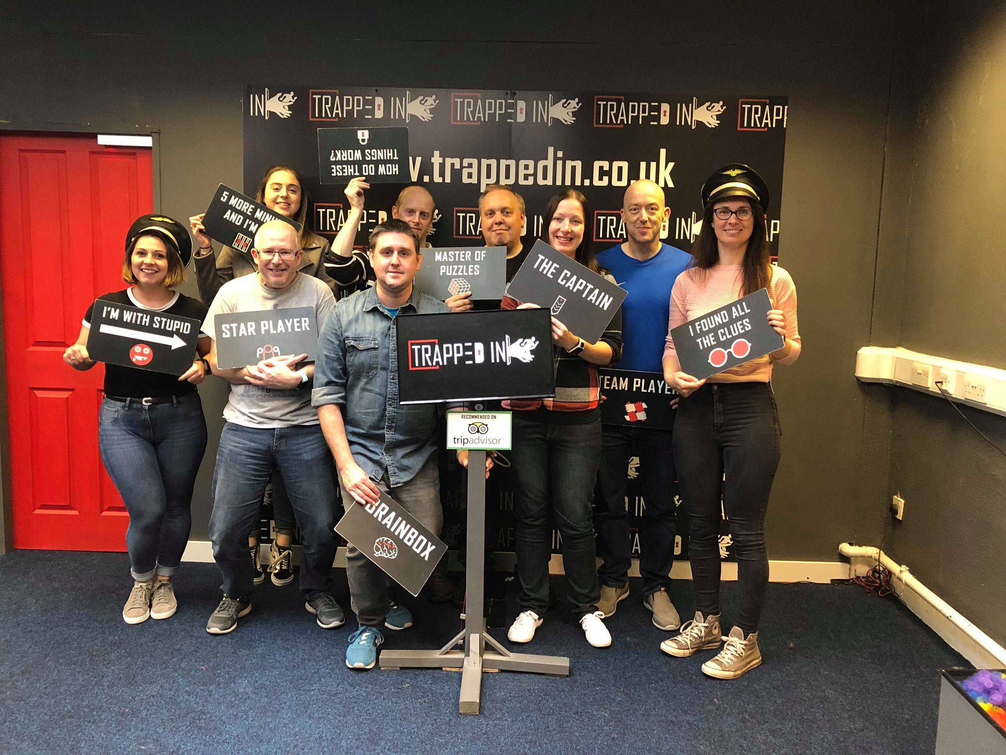 Tharstern Escape Rooms