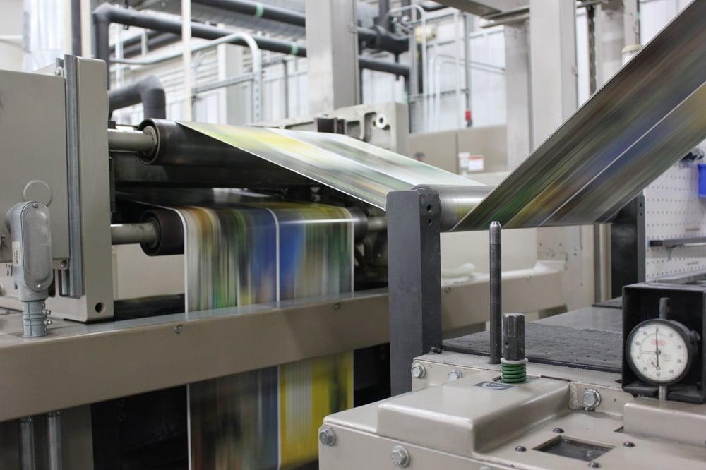Suttle-Straus print shop