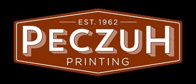 Peczuh pritning logo