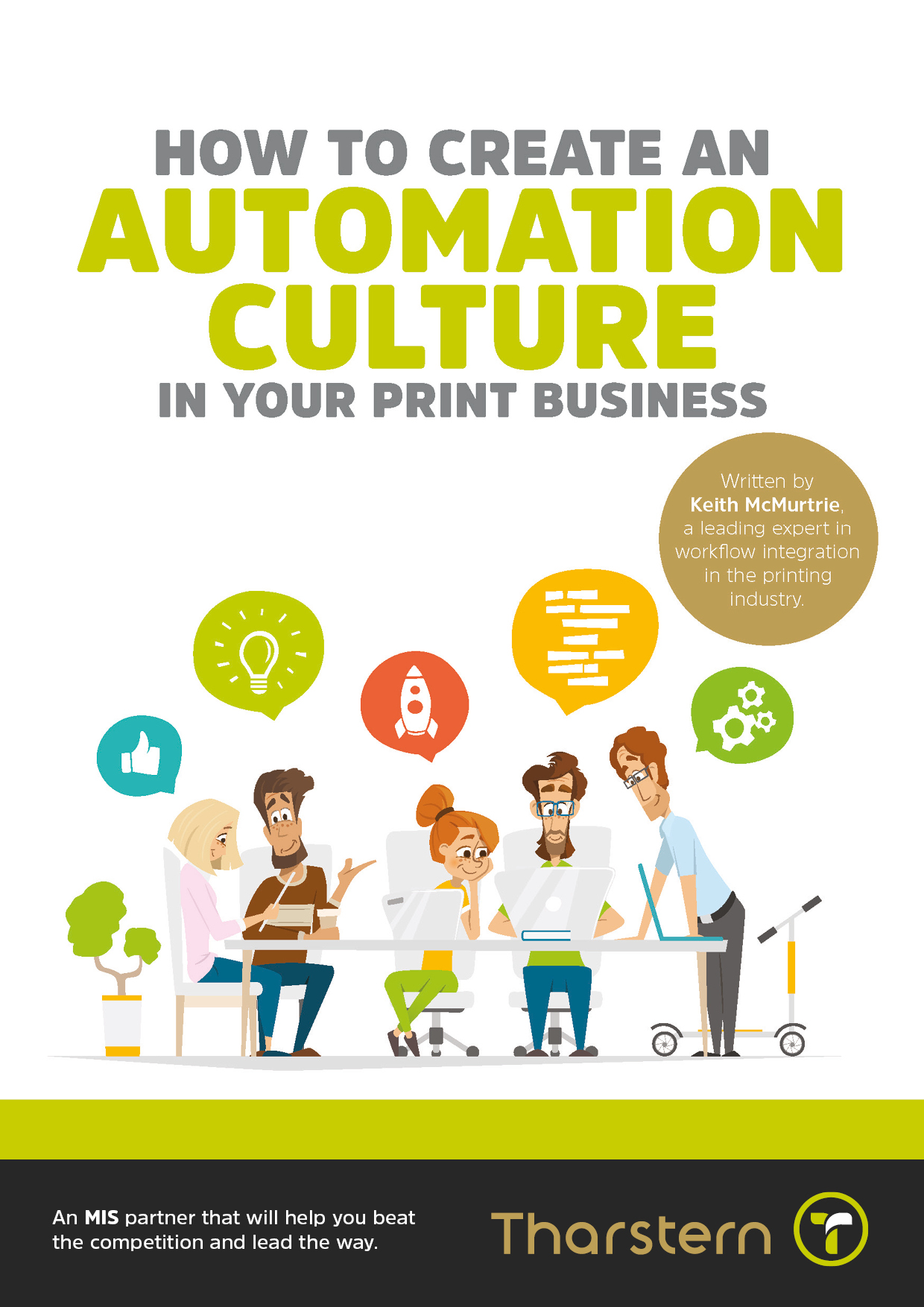 eBook | How to Create an Automation Culture
