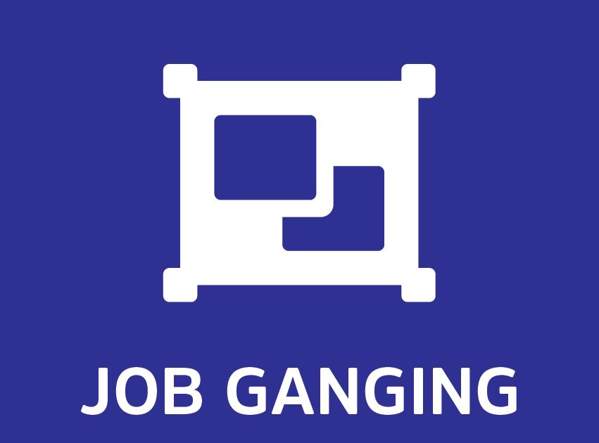 Job Ganging