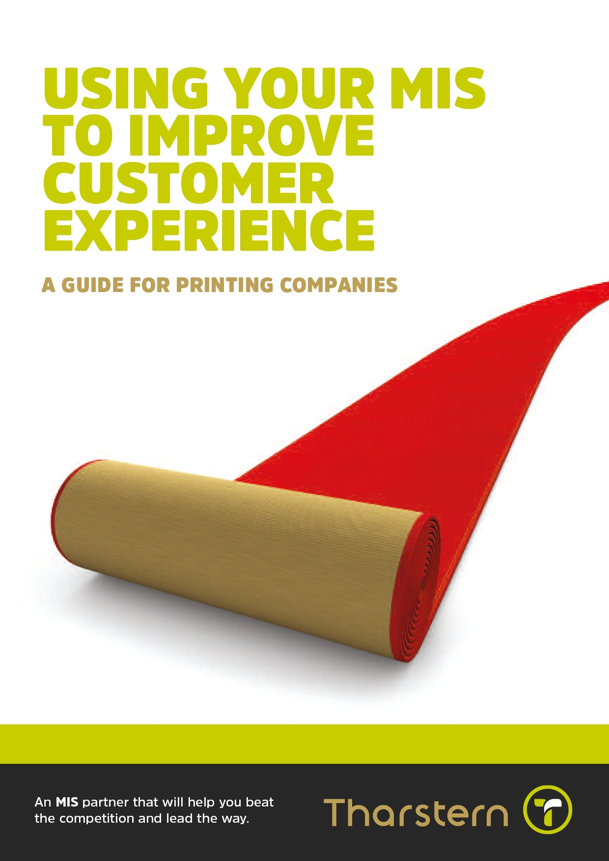 eBook | Using Your MIS To Improve Customer Experience