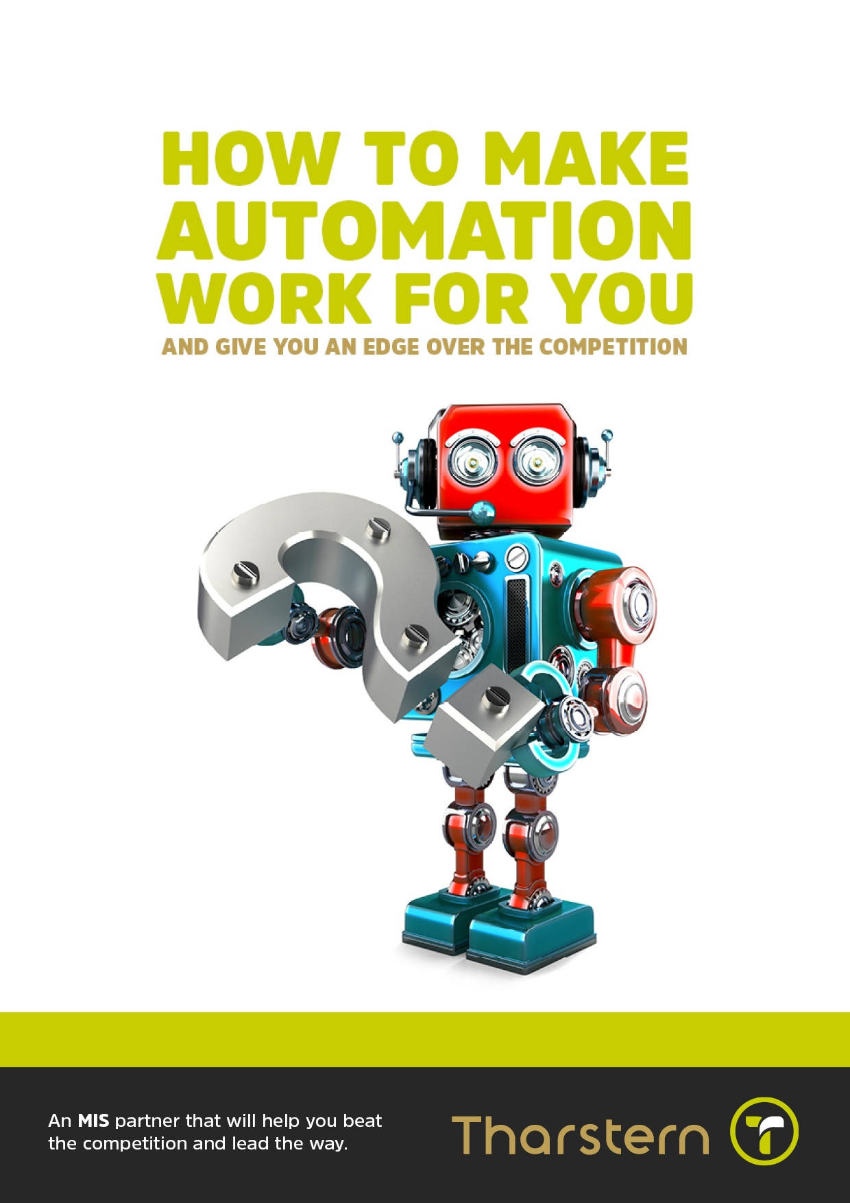 eBook | How To Make Automation Work For You.