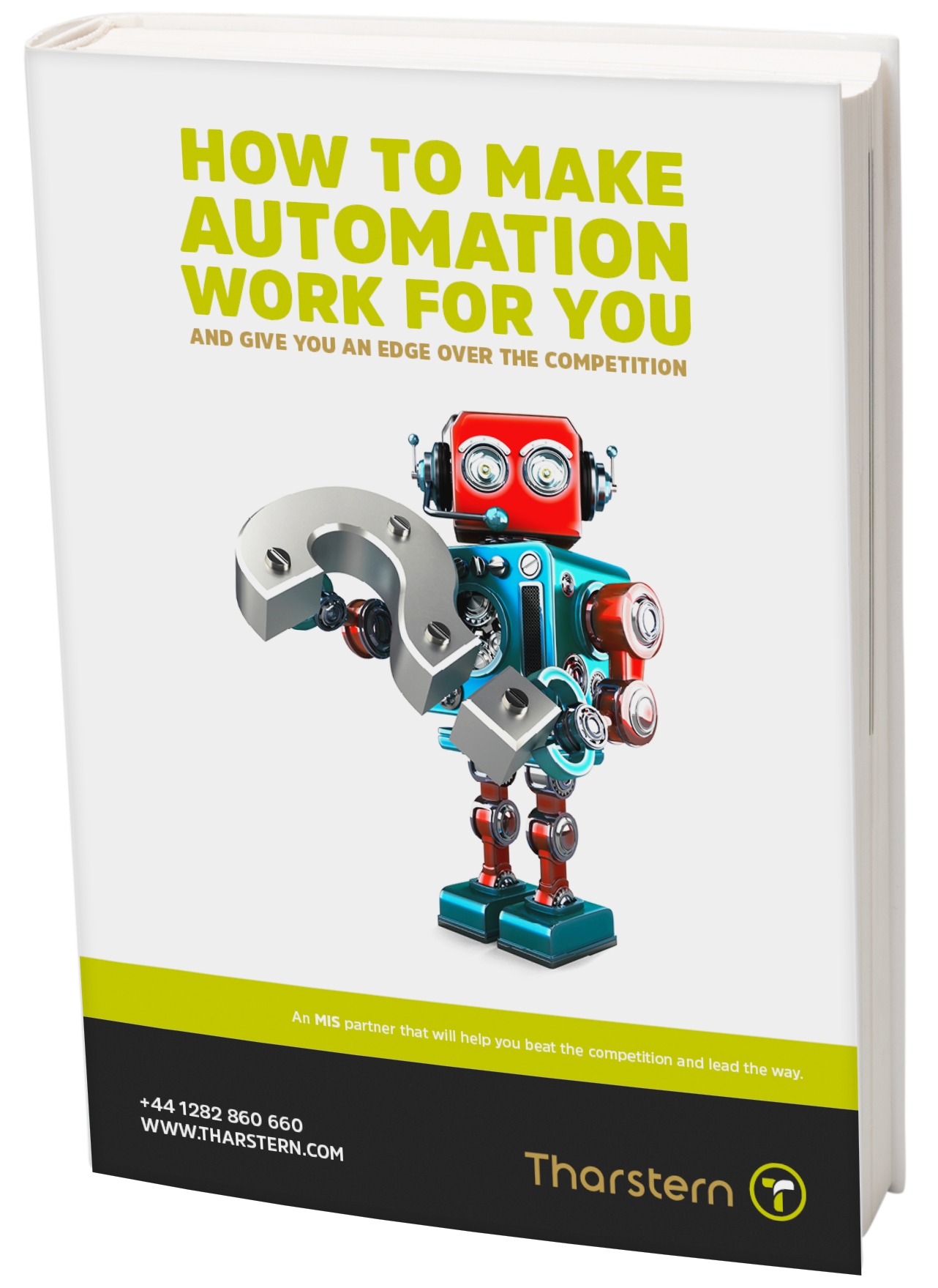 Automation Secrets eBook