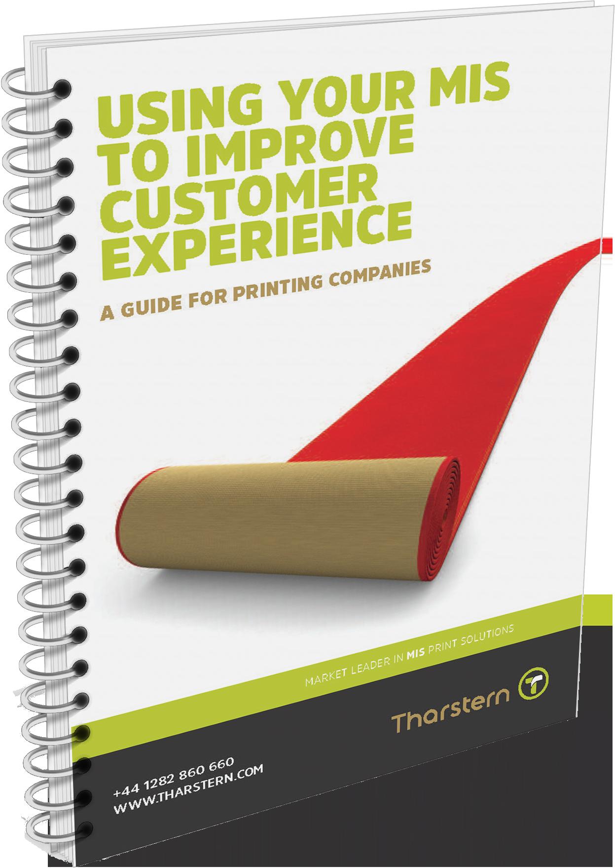 Improve CX eBook