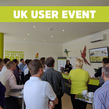 Tharstern UK User Event