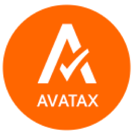 Avalara AvaTax Icon Disc