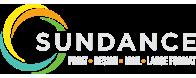 Sundance logo white