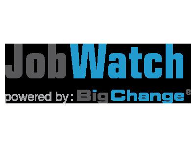 JobWatch by BigChange Logo