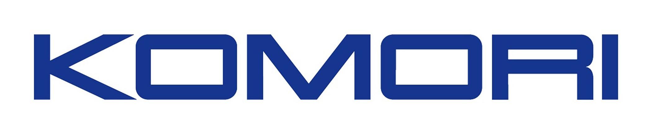 Komori logo blue