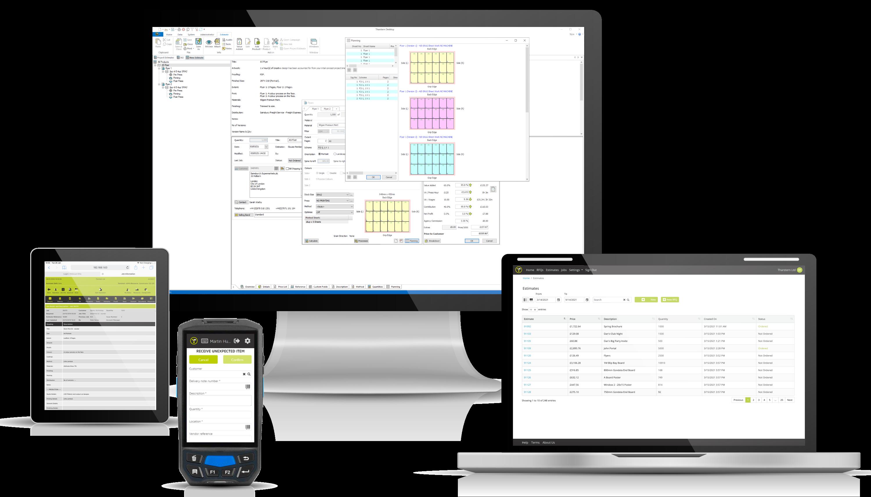desktop-idc-barcode-scanner-laptop-multiple-screens