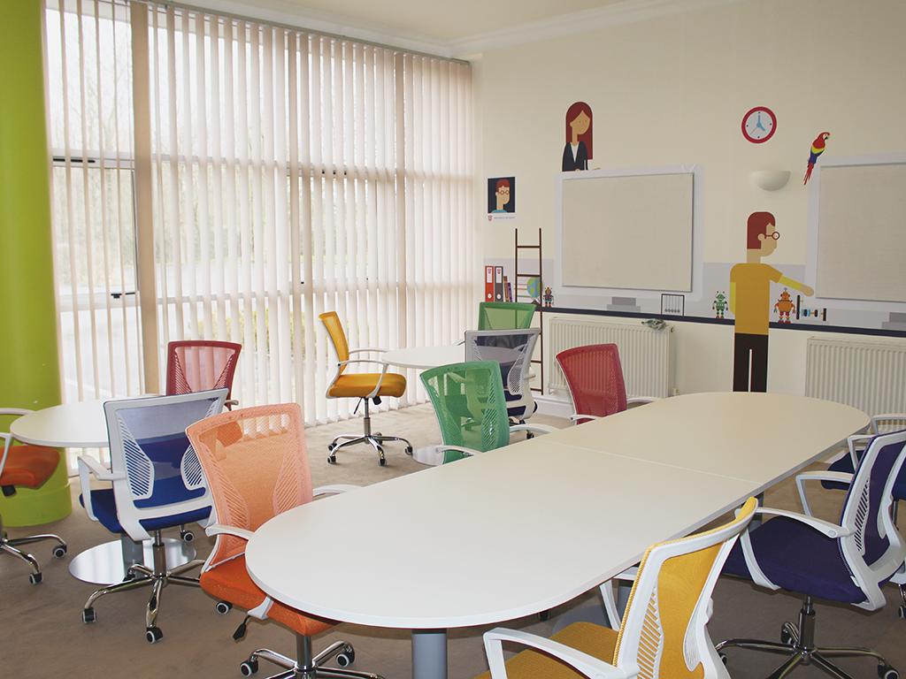Tharstern Training Room