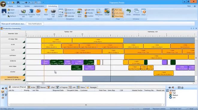 Provisional job screenshot 3